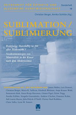 Sublimation Sublimierung PDF