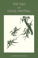 The Tao of Legal Writing PDF