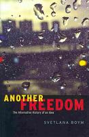 Another Freedom PDF