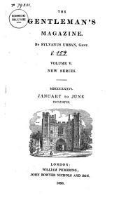 Gentleman's Magazine, Or Monthly Intelligencer: Volume 41