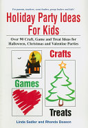 Holiday Party Ideas for Kids PDF