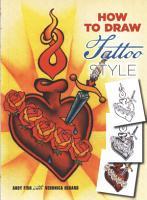 How to Draw Tattoo Style PDF
