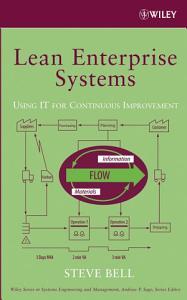 Lean Enterprise Systems