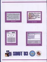 Proceedings 2003 Symposium on Document Image Understanding Technology PDF