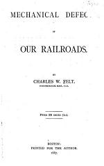 Mechanical Defects of Our Railroads
