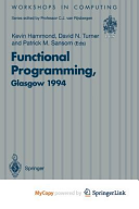 Functional Programming, Glasgow 1994