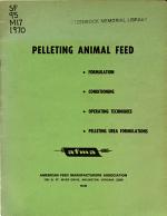 Pelleting Animal Feed