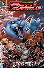 Red Lanterns (2011- ) #30
