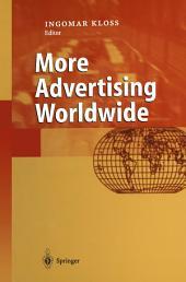 More Advertising Worldwide