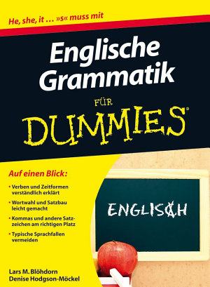 Englische Grammatik f  r Dummies PDF