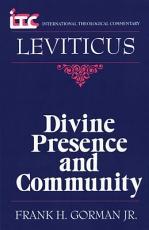 Divine Presence and Community