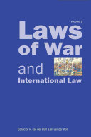 Laws of War and International Law PDF