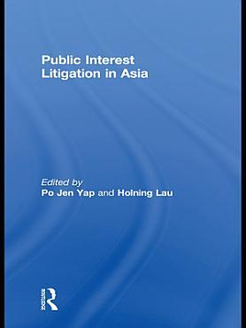Public Interest Litigation in Asia PDF