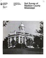 Soil Survey of Madison County, Mississippi