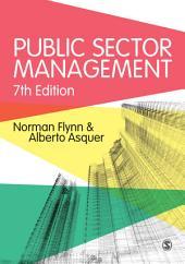 Public Sector Management: Edition 7