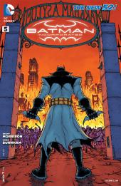 Batman Incorporated (2012 - 2013) #5