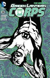 Green Lantern Corps (2011-) #38