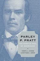 Parley P  Pratt PDF