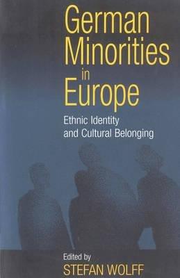 German Minorities in Europe PDF