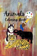 Animals Coloring Book PDF