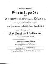 Allgemeine Encyklopädie der Wissenschaften und Künste: in alphabetischer Folge. Conami - Corythus. 1 ,19