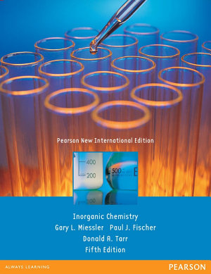 Inorganic Chemistry  Pearson New International Edition PDF eBook