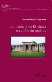 L'Université de Kinshasa en quête de repères