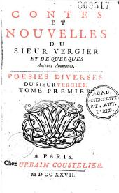 Contes et nouvelles du sieur Vergier et de quelques auteurs anonymes
