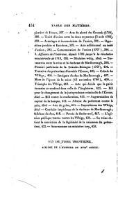 Cours d'histoire des états européens: depuis le bouleversement de l'empire romain d'occident jusqu'en 1789, Volume30