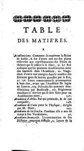Histoire de l'Académie françoise: depuis 1652 jusqu'à 1700, Volume2