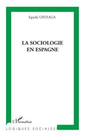 La sociologie en Espagne
