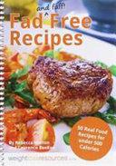 Fad (and Faff!) Free Recipes