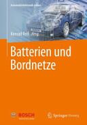 Batterien und Bordnetze PDF