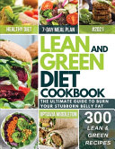 Lean and Green Diet Cookbook 2021