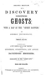 A Discovery concerning Ghosts; with a rap at the