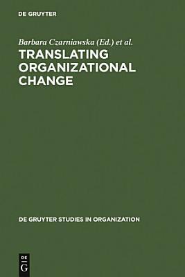 Translating Organizational Change PDF