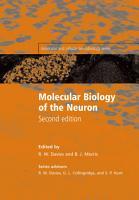 Molecular Biology of the Neuron PDF