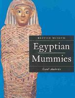 Egyptian Mummies PDF