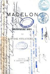 Madelon: oorspronkelijke roman
