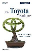Die Toyota Kultur PDF