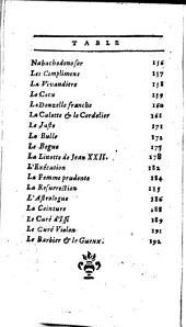 Oeuvres diverses de Monsieur de Grécourt: Volumes3à4