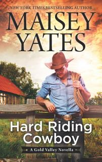 Hard Riding Cowboy Book