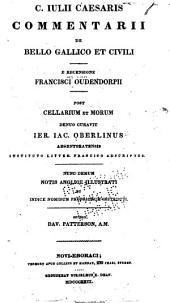 C. Iulii Caesaris comentarii De bello Gallico et civili