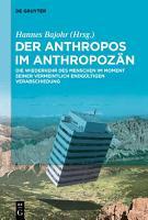 Der Anthropos im Anthropoz  n PDF