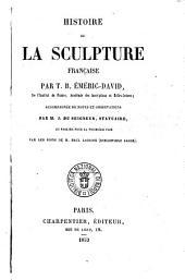 Histoire de la sculpture française par T. B. Éméric-David
