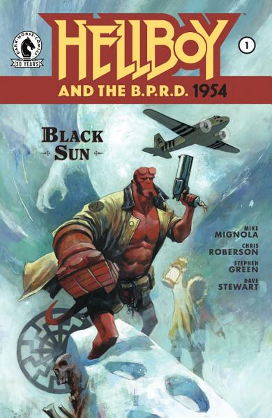Download Hellboy and the B P R D   1954  The Black Sun  1 Book