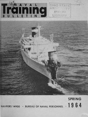 Naval Training Bulletin PDF