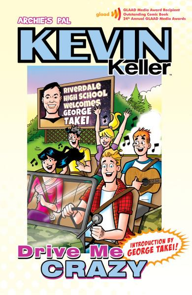 Kevin Keller Drive Me Crazy