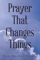 Prayer That Changes Things PDF