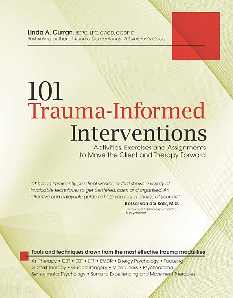 Download 101 Trauma Informed Interventions Book